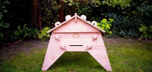 巣箱を3Dプリンターで印刷。世界の蜜蜂を救うために始まったプロジェクト「Open Source Beehives」