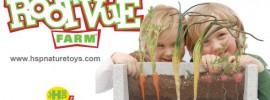 夏休みの自由研究に!野菜が育つ様子を観察できる栽培キット「Root-Vue Farm」
